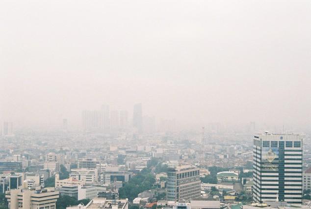 Jakarta, kotamu, yang akhirnya kudatangi demi secercah harapan.